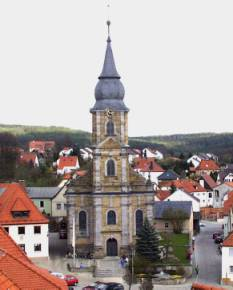St heinrich und kunigunde burgkunstadt